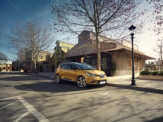 Renault geeft Scénic met frisse vormgeving een vierde leven