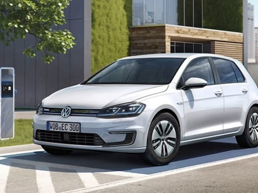 De nieuwe Volkswagen e-Golf: 300 km actieradius